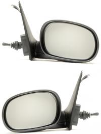 Зеркало заднего вида боковое Daewoo Lanos (Klat/J100) 1998+