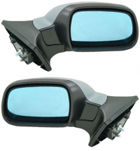 Зеркало заднего вида боковое Peugeot 407 2004-2010
