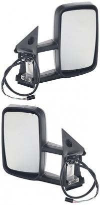 Зеркало заднего вида боковое Mercedes Sprinter 1995-2006