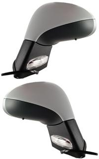 Зеркало заднего вида боковое Peugeot 207 2006-2012
