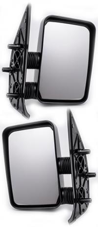 Зеркало заднего вида боковое Citroen Jumper 1994-1999
