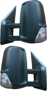 Зеркало заднего вида боковое VW Crafter (2E) 2005-2017