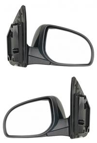 Зеркало заднего вида боковое Hyundai Getz 2002-2011