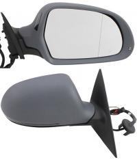 Зеркало заднего вида боковое Audi A6 (C6) 2008-2011