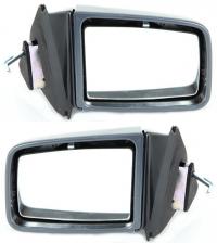 Зеркало заднего вида боковое Opel Kadett E 1985-1991
