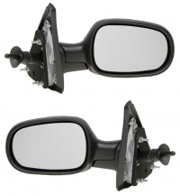 Зеркало заднего вида боковое Renault  Megane 1995-1999