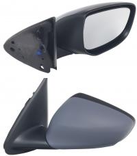 Зеркало заднего вида боковое Citroen C-Elysee 2013-2017