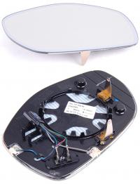 Зеркальный элемент Porsche cayenne 2007-2010