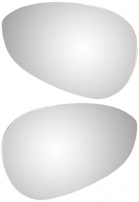 Зеркальный элемент Fiat 500 (312) 2007-2015