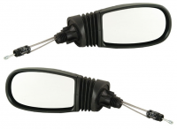 Зеркало заднего вида боковое Fiat Punto II (188) 1999-2003