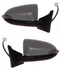 Зеркало заднего вида боковое Toyota Yaris (XP130) 2011+