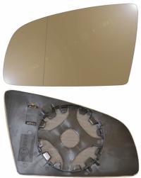 Зеркальный элемент Audi A8 2002-2008