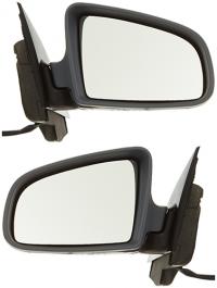 Зеркало заднего вида боковое Audi A6 (C6) 2004-2008