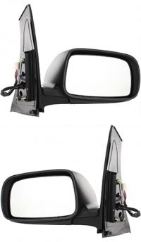 Зеркало заднего вида боковое Toyota Prius (NHW20) 2003-2009
