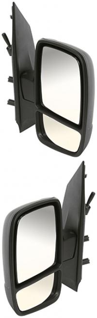 Зеркало заднего вида боковое Citroen Jumpy 2007-2014