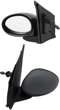 Зеркало заднего вида боковое Citroen C1 (CM/CN) 2005-2015