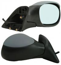 Зеркало заднего вида боковое Citroen Xsara Picasso 1999-2007