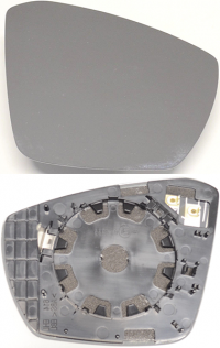 Зеркальный элемент Skoda Octavia (5E) 2013+