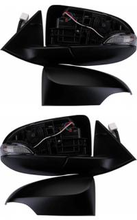 Зеркало заднего вида боковое Toyota Camry XV50 2014+