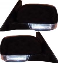 Зеркало заднего вида боковое Mitsubishi Pajero IV V80/V90 2007+