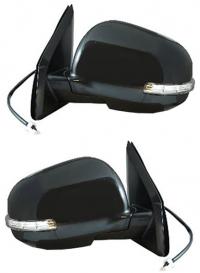 Зеркало заднего вида боковое Mitsubishi Outlander XL 2007-2012