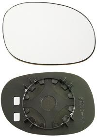 Зеркальный элемент Peugeot 1007 2005-2009