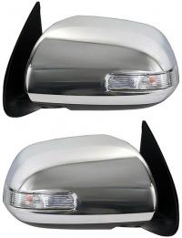 Зеркало заднего вида боковое Toyota Hilux 2012-2015