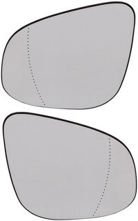 Зеркальный элемент Renault  Kangoo 2013+