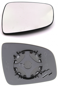 Зеркальный элемент Dacia Sandero (Sd) 2008-2012