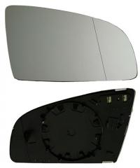 Зеркальный элемент Audi A4 B6 2001-2004