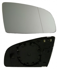 Зеркальный элемент Audi A4 B7 2005-2008